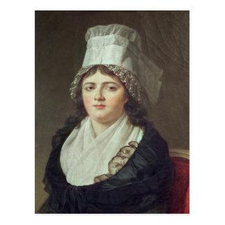 Antoinette Gabrielle Charpentier  1793 Postcard