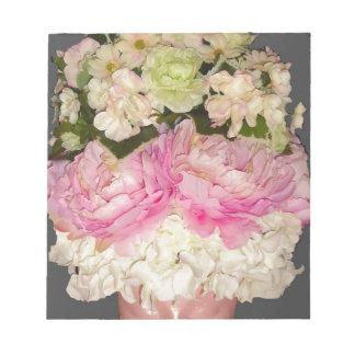 Antoinette In Flowers Notepad