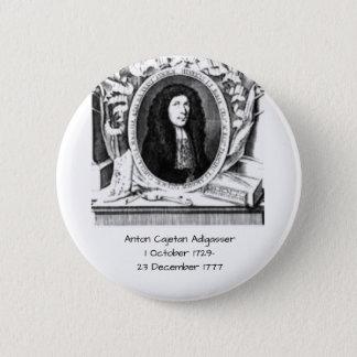 Anton Cajetan Adlgasser 6 Cm Round Badge