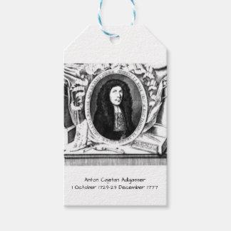 Anton Cajetan Adlgasser Gift Tags