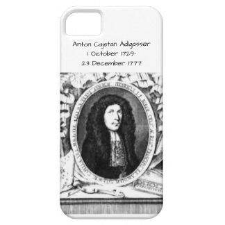 Anton Cajetan Adlgasser iPhone 5 Case
