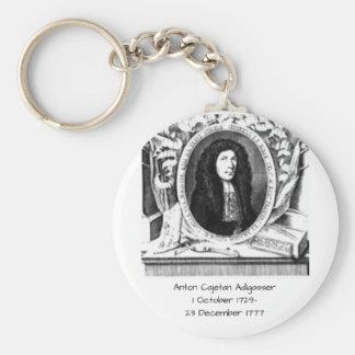 Anton Cajetan Adlgasser Key Ring
