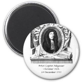 Anton Cajetan Adlgasser Magnet