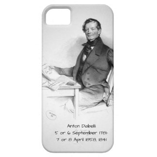 Anton Diabelli iPhone 5 Cover