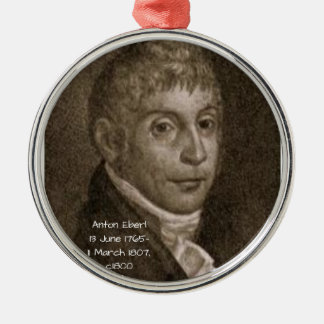 Anton Eberl c1800 Metal Ornament