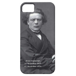 Anton Rubinstein Barely There iPhone 5 Case