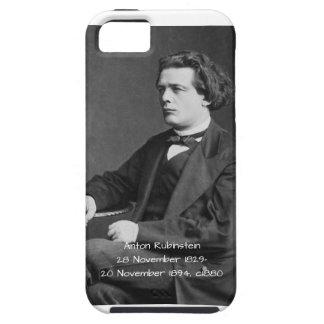 Anton Rubinstein c1880 Case For The iPhone 5
