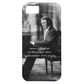 Anton Rubinstein playing iPhone 5 Case