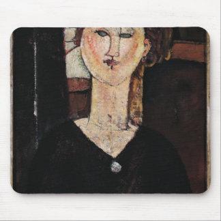 Antonia, c.1915 mouse pad