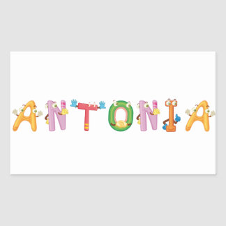 Antonia Sticker