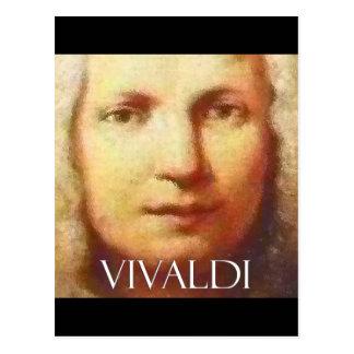Antonia Vivaldi Customizable Merchandise Postcard