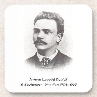 Antonin Leopold Dvorak 1868 Coaster