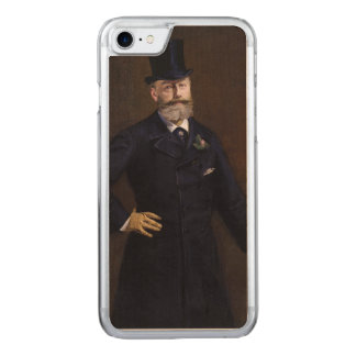 Antonin Proust by Edouard Manet Carved iPhone 7 Case