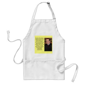 antonin scalia quote standard apron
