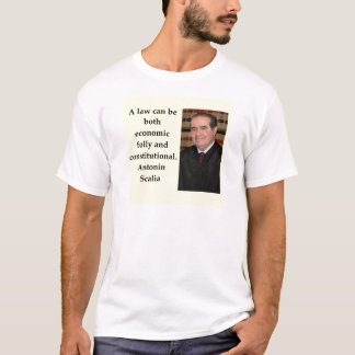 Antonin Scalia quote T-Shirt