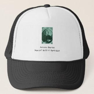 Antonio bertali trucker hat