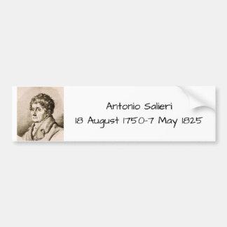 Antonio Salieri Bumper Sticker