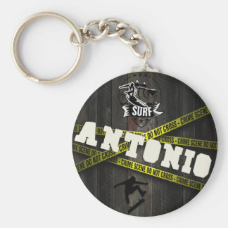 ANTONIO - Skater Style Key Ring