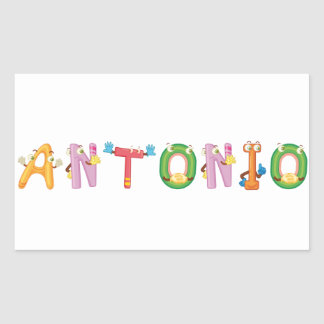 Antonio Sticker