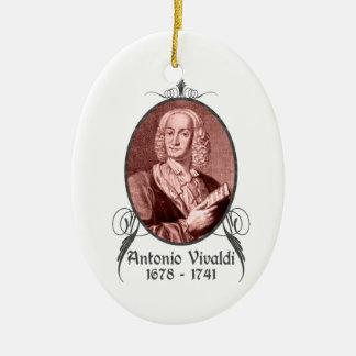 Antonio Vivaldi Ornament