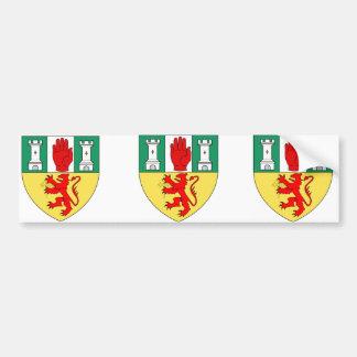Antrim arms, Ireland Bumper Sticker