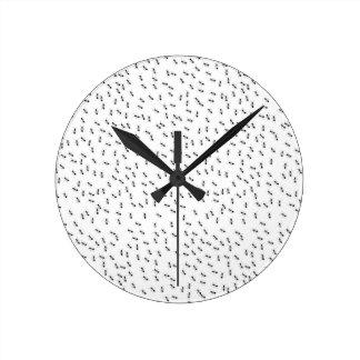 ants clock