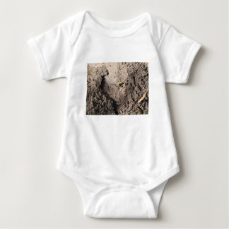 Ants Go Marching Baby Bodysuit