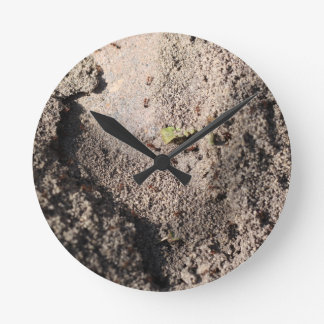 Ants Go Marching Wall Clocks