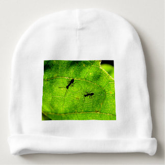 Ants Green Acre Baby Beanie