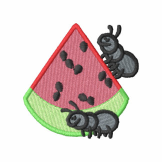 Ants with watermelon polo