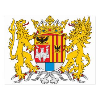Antwerp Coat Of Arms Postcard