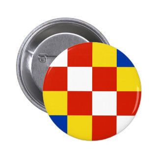 Antwerp province flag Belgium country Buttons