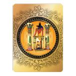 Anubis 14 Cm X 19 Cm Invitation Card