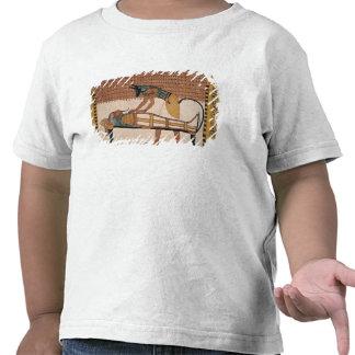 Anubis attends Sennedjem's Mummy Shirts