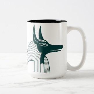 Anubis Egyptian God Mug