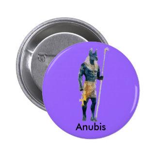 Anubis Egyptian God Pin