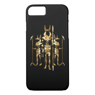 Anubis Statues iPhone 8/7 Case