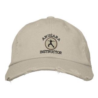 Anusara Yoga Instructor Cap Embroidered Cap