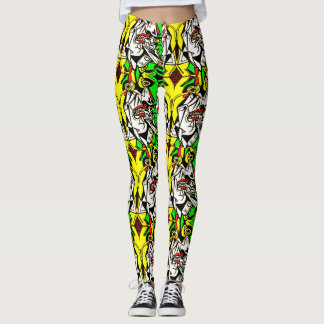 Anxiety Leggings