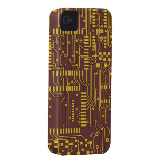 [Any Color] Electronic Circuit Board Blackberry iPhone 4 Covers