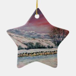 Any Dale in Yorkshire Ceramic Ornament