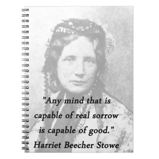 Any Mind - Harriet Beecher Stowe Notebooks