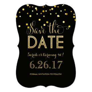 Any Occasion Save the Date Card