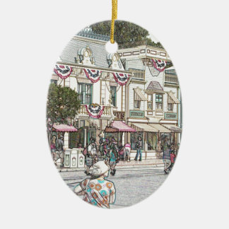 Any Town USA Ornaments