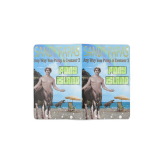 Any Way You Pump A Centaur 2 Pocket Moleskine Notebook