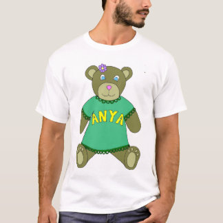 Anya teddy bear T-Shirt