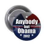 Anybody but Obama 2012