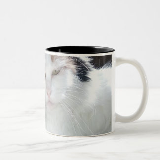 Anybody want to snuggle Two-Tone coffee mug