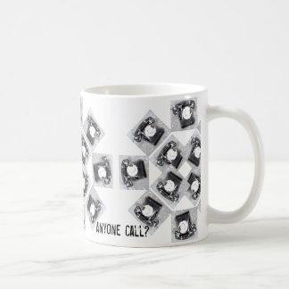 Anyone Call Telephone Design on Coffee Mug