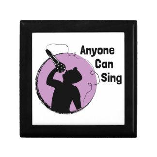 Anyone Can Sing Gift Box